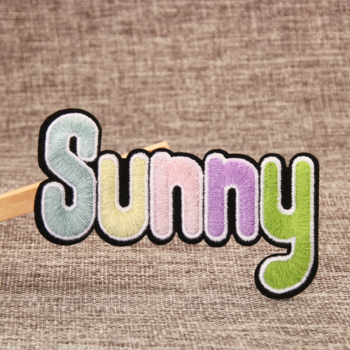 Sunny Custom Patches
