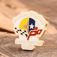 Corvette Club Soft Pins