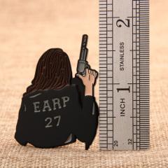 Earp 27 custom enamel pins