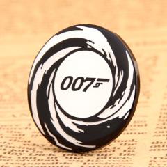 007 Hard Pins