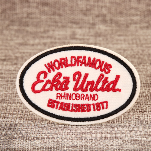 WorldFamous Embroidered Patches