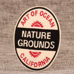 Nature Grounds Custom Patches