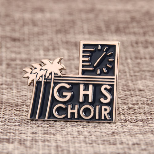GHS Choir Custom Pins