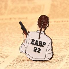 Earp 22 Enamel Pins