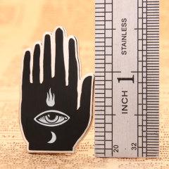 Hand of Fatima lapel pins