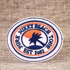 Nikky Beach Custom Patches