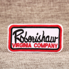 Virginia Company Custom Patches