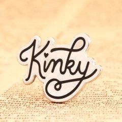 Kinky Lapel Pins