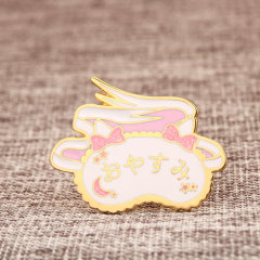 Young Girls Lapel Pins