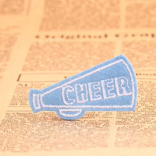 Cheer Make a Patch