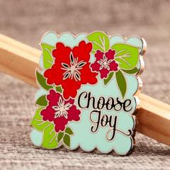 Choose Joy Lapel Pins
