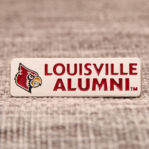 Alumni custom pins