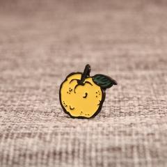 Ugli Fruit Custom Enamel Pins