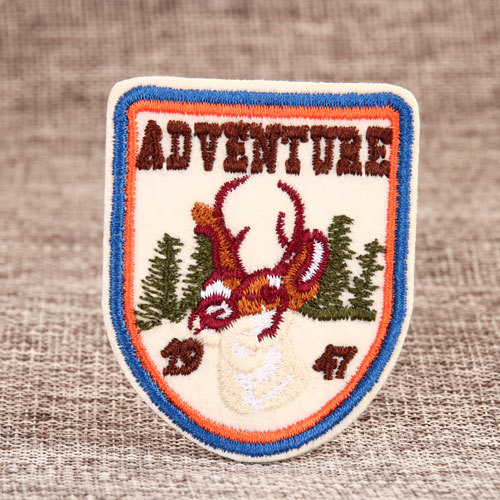 Adventure Custom Patches