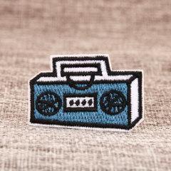 Radio Custom Made Patches