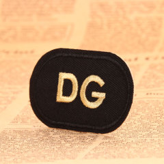 DG Custom Embroidered Patches