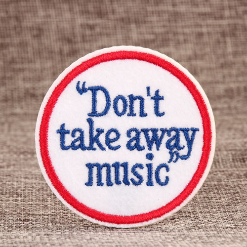 Music Patches For Sale