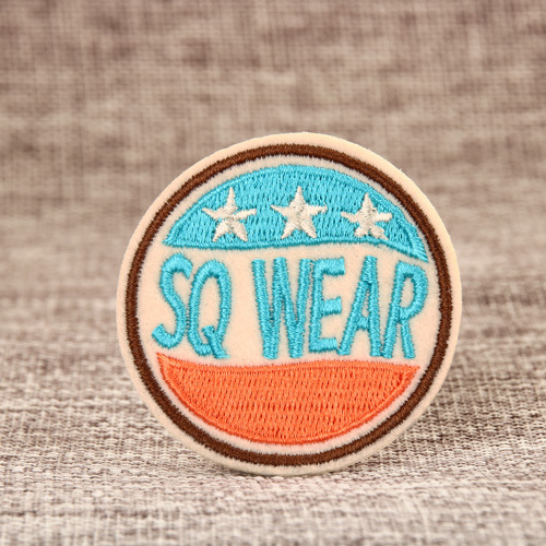 SQ WEAR Custom Made Patches