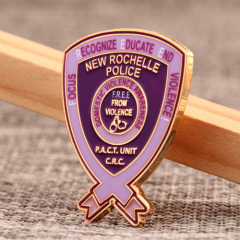 New Pochelle Police Pins