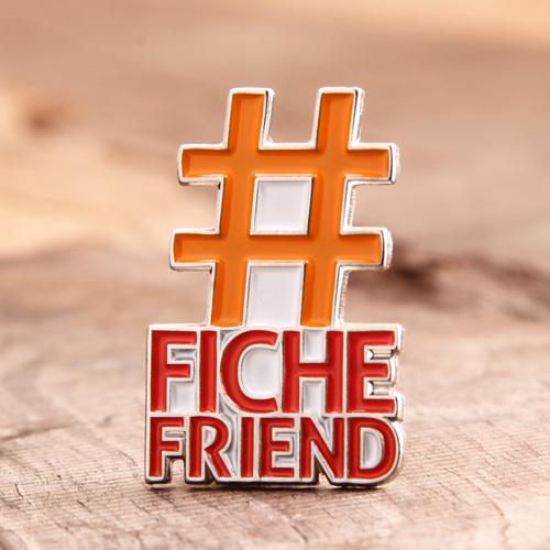 Fiche Friend Custom Pins