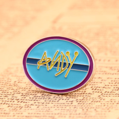 Andy Custom Enamel Pins