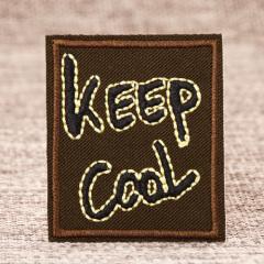 Keep Cool Make Custom Patches