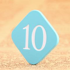 10 Custom Enamel Pins