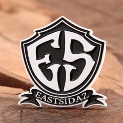Eastsidaz custom pins
