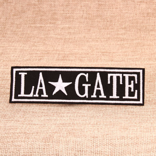 LA Custom Patches For Clothes