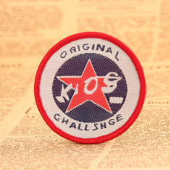 Original Woven Patches