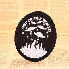 World Cheap Iron on Patches