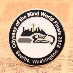 Odyssey of the Mind Custom Pins