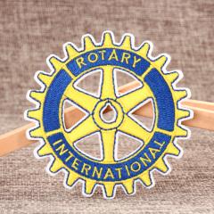Rotary International Make a Patch