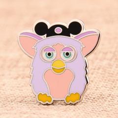 Owl lapel pins