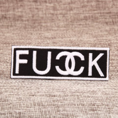 Name Make Custom Patches