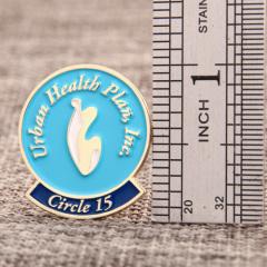Incorporated custom enamel pins