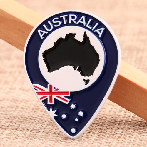 Australia Lapel Pins