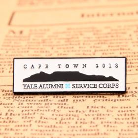 Service corps custom pins