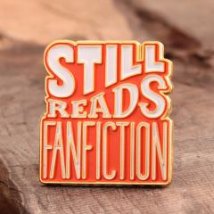 Still Reads Fanfiction Custom Pins