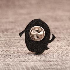 Feather Shirt Pins