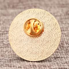 Rose Custom hard enamel Pins