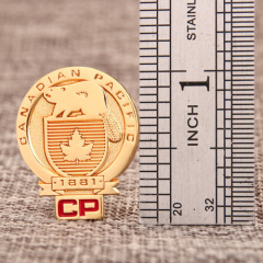 Canadian Pacific Custom Pins