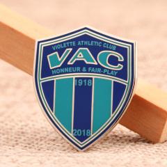 VAC custom lapel pins