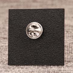 Strange Man Lapel Pins