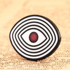 Eye Custom Lapel Pins