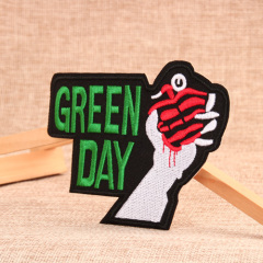 GREEN DAY Custom Patches