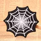 Spider Web Custom Patches