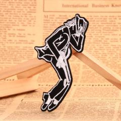 Michael Jackson Custom Name Patches