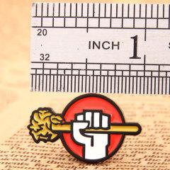 Man Crates Custom Pins