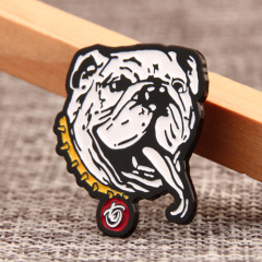 Pug Dog Custom Pins